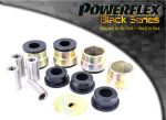 Renault Clio II+172+182 Powerflex Black Front Lower Wishbone Bushes PFF60-301BLK